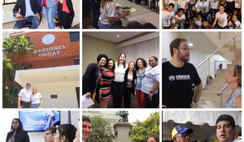 Momentos GlobalizateRadio en 2019