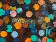 Artist:Mirree Louise Bayliss Title: Coloured Life