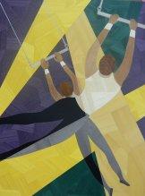 Artist: Antonino Gambino Title: Flying angels