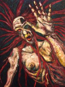 Artist: Mike Halem Title: Dance in Hell Image 1