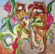 Artist: Mila Y Ryk Title: Moon Dance