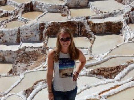 Liz in Maras