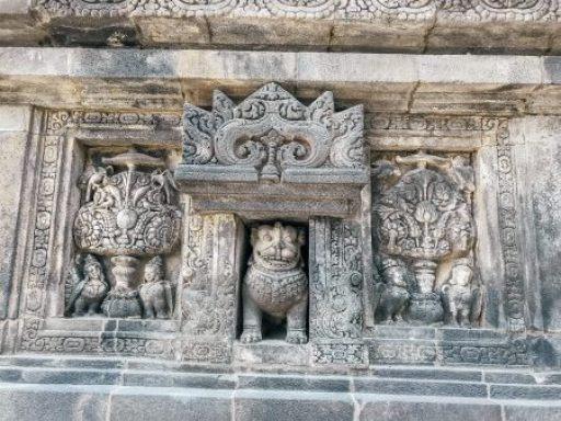 Details van Prambanan