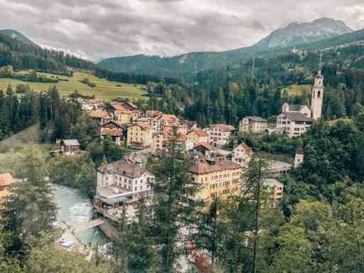 Dorpjes Bernina Express