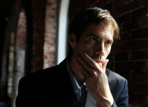 American journalist James Foley was among those who shared a cell with Marginedas in Syria. (AP Photo)