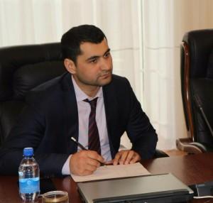 Muhamadjon Kabirov (courtesy)