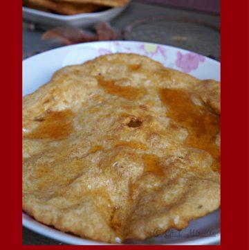 Navajo Fry Bread Global Kitchen Travels