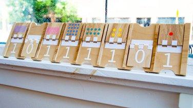 Binary cards