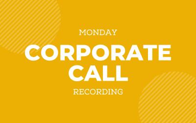 05/03 Corporate Call Recording