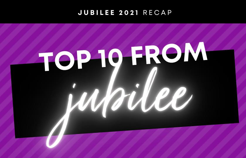 Jubilee Top 10
