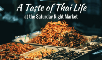 Eat, Shop, Repeat: A Taste of Thai Life at a Saturday Night Market