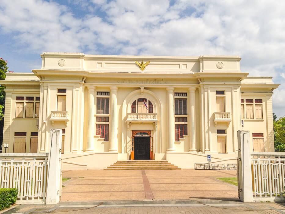 Lanna museum chiang mai thailand