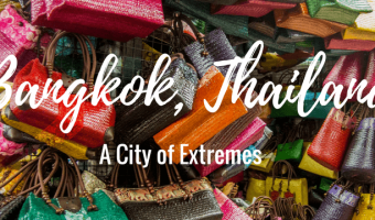 A City of Extremes: Bangkok, Thailand