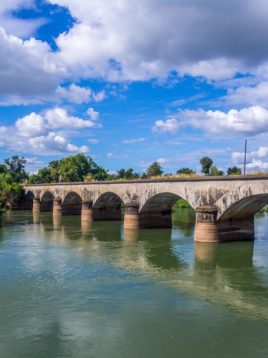 bridge don det don kon 4000 islands laos