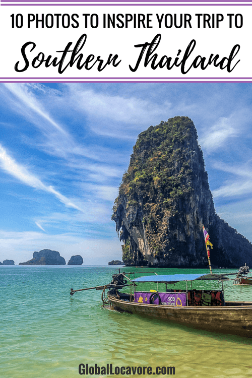 Photo Essay: Southern Thailand is a place to recharge as a holidays from work, life or even from travel. I recommend visiting Koh Lanta, Krabi & Railay.