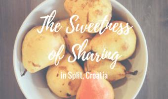 The Sweetness of Sharing in Split, Croatia