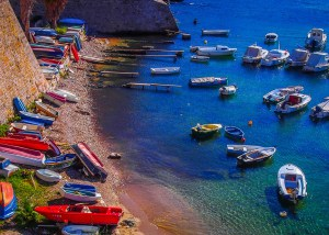 boats adriatic dubrovnik croatia