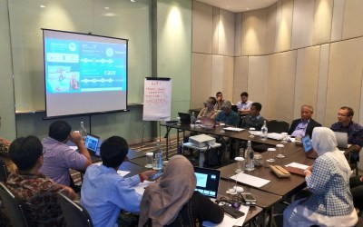 Indonesia collaborates with UNDP to develop root cause analysis and operationalize inclusive multi-stakeholder platform for sustainable fisheries