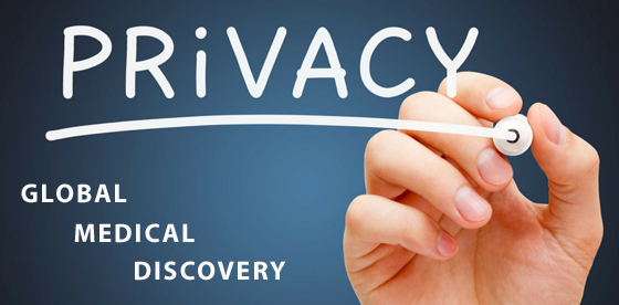 Global Medical Discovery Privacy Policy