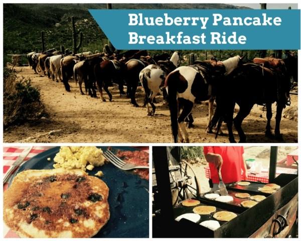 Blueberry Pancake Breakfast Ride