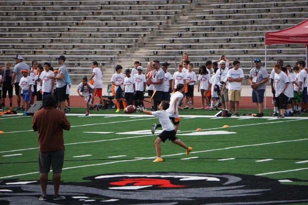 reggie bush procamps