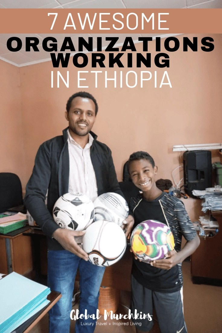 Once in Ethiopia I wanted to visit as many nonprofit, fair trade and ministry organizations as I could. Here is a list of my favorites. #organization #nonprofit #ethiopia #helpingpeople