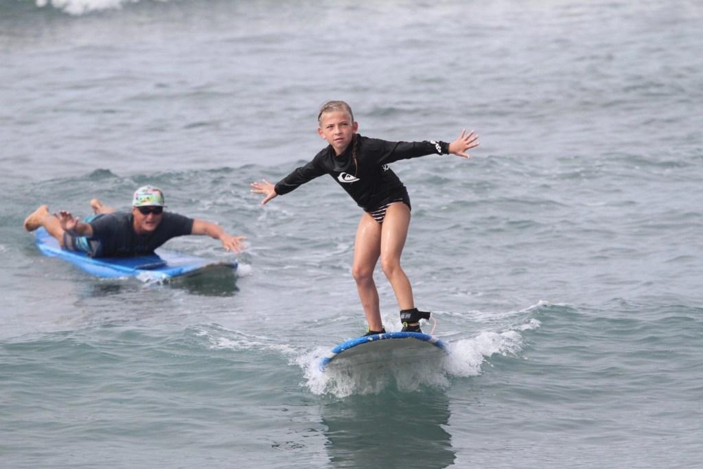 Royal Hawaiian Surf Academy   Global Munchkins
