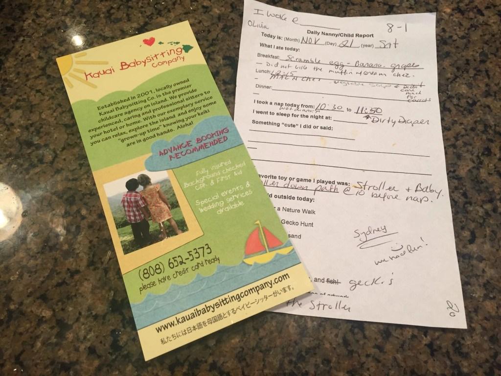 Review_Kauai_Babysitting_Company