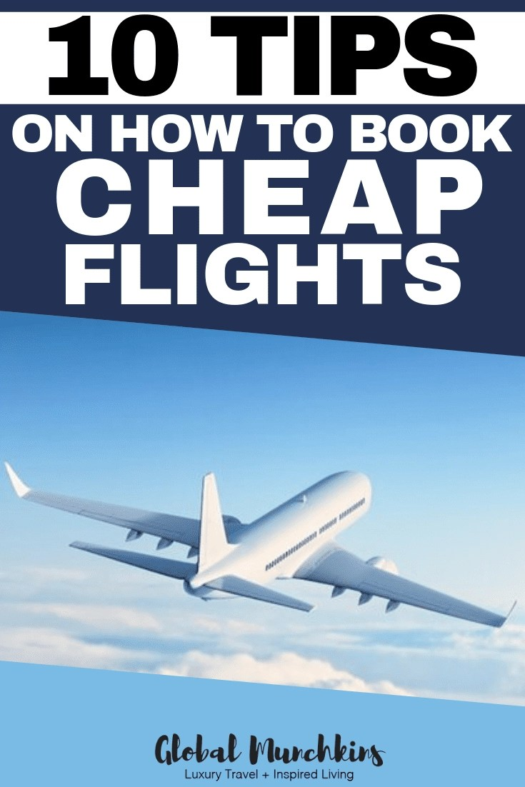 Travel isn't cheap and while we certainly make it more of a priority than some families we also have a few tricks up our sleeves including how to book cheap airfare. Lucky for you I have put together a fantastic guide to help you SAVE BIG on your next airline booking. #travel #traveltips #booking #cheap #flights #cheapflights #savingmoney #savemoney #save #tips #vacation