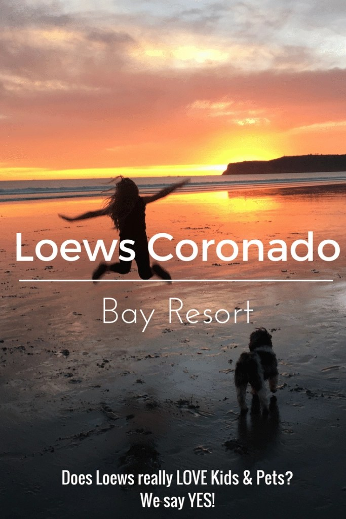 Headed to Coronado? This is the absolute BEST hotel in Coronado for families. Check out all the reasons we stay at Loews Coronado Bay resort.