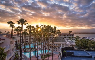 Loews Coronado Bay Resort | Global Munchkins