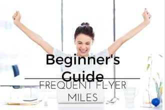 Learn how to earn frequent flyer miles | 5 easy steps | www.globalmunchkins.com