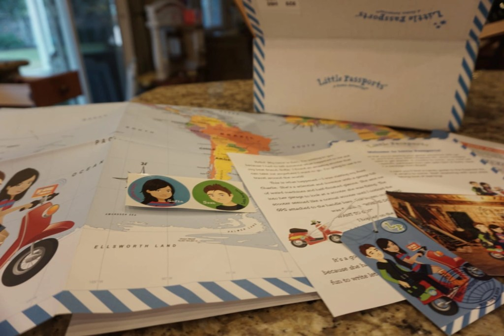 Little Passports Review | www.GlobalMunchkins.com
