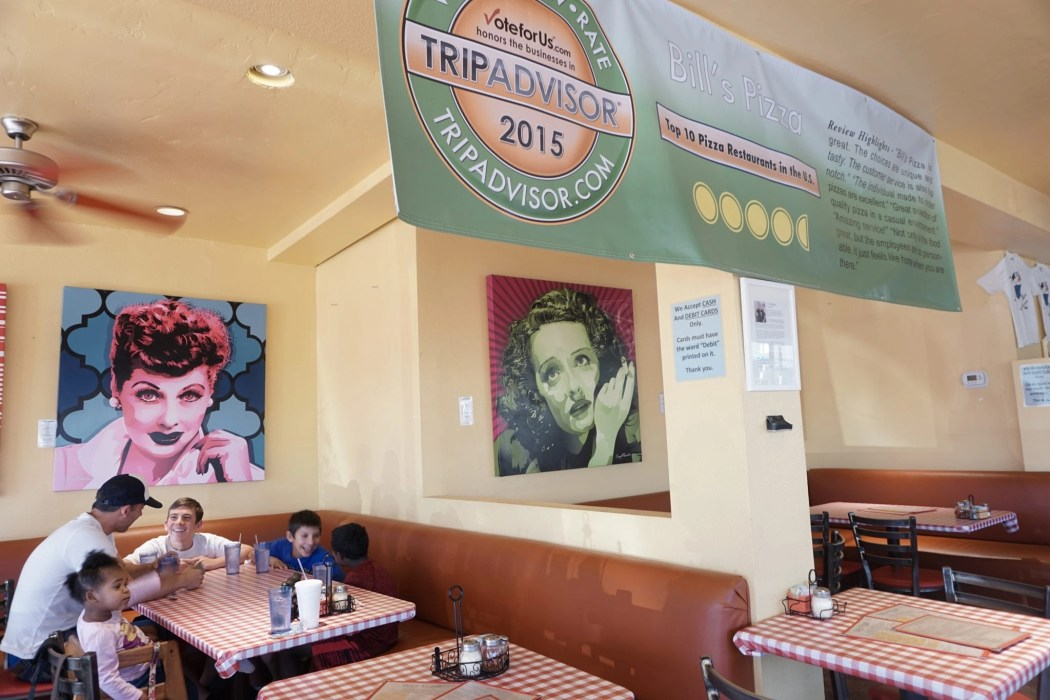Bob's Pizza   The Ultimate Guide to Palm Springs with Kids