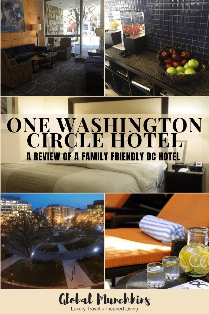 If you are looking to stay in the West End look no further than One Washington Circle Hotel. You will receive exceptional hospitality, a spacious room and be centrally located to all the major sites. Check out this review! #review #onewashingtoncirclehotel #hotelreview #familyfriendly