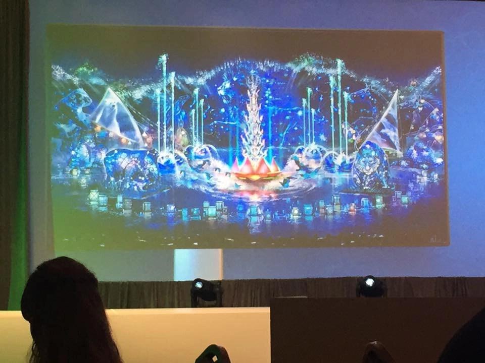 Sneak Peek at Rivers of Light Animal Kingdom Show #AwakenSummer at DisneySMMC | Global Munchkins