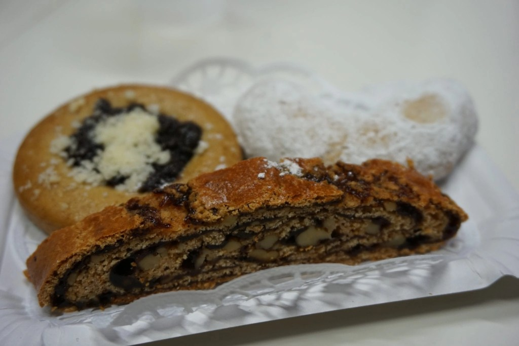 Cookie trio from Gingerbread store in Prague, plus review of Eating Prague Food Tour by Global Munchkins