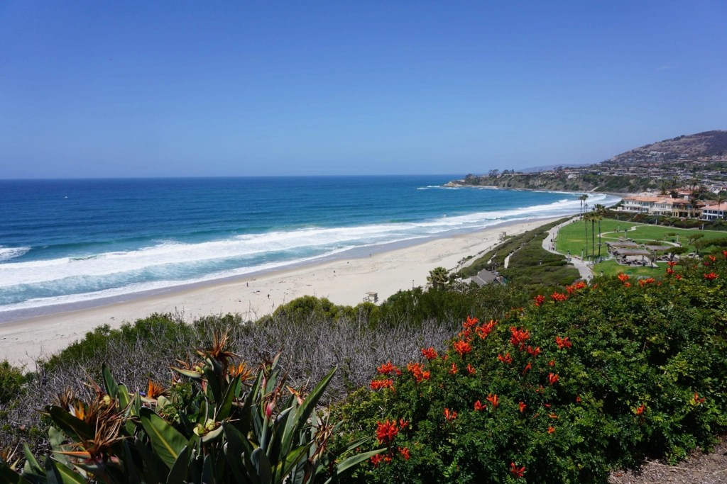 Photo of the Laguna Beach Coast