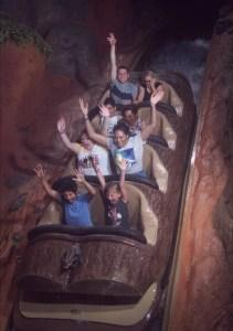 Ride photo from Splash Mountain Magic Kingdom | Global Munchkins
