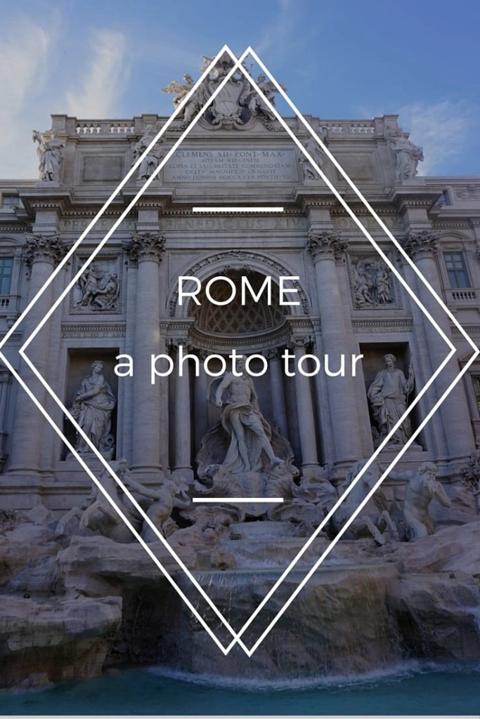 Take a tour through Rome without leaving your desk.  www.GlobalMunchkins.com
