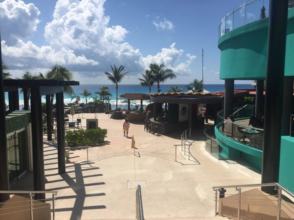 Pool at the Hard Rock Cancun