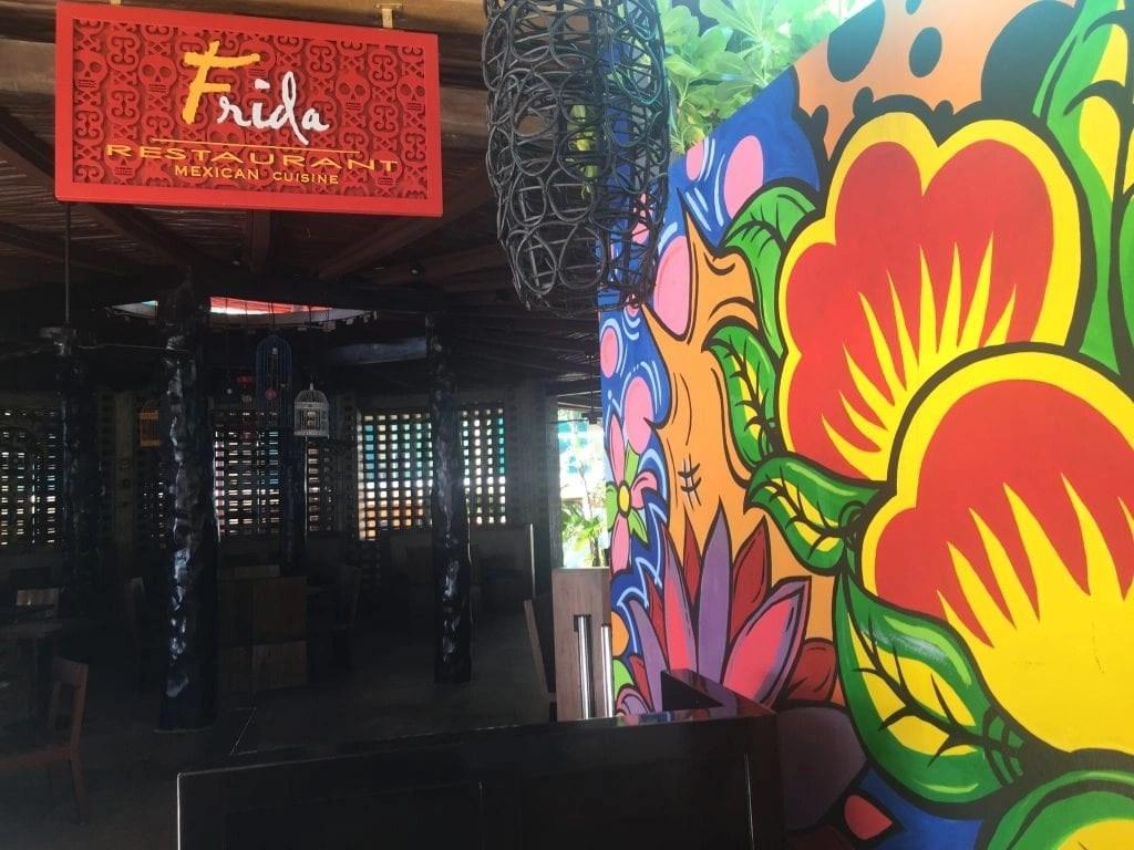 Frida's at the Hard Rock Cancun
