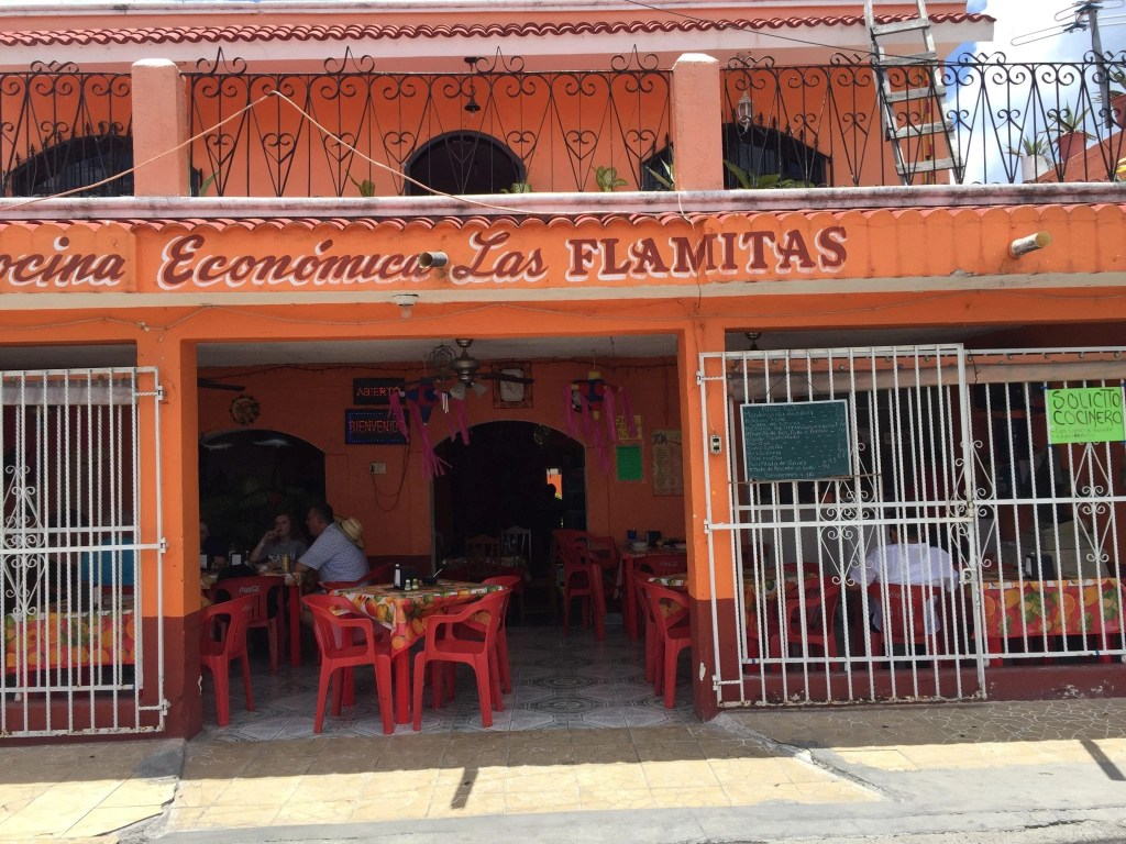 Delicious Restaurant in Cozumel
