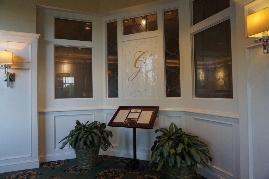 Gallery Restaurant at the Hotel Ballantyne in NC