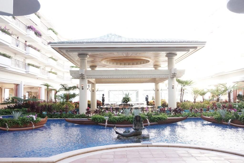 Grand Wailea Lobby