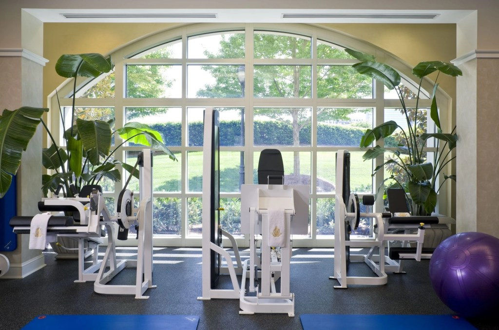 Fitness Center at the Ballantyne Resort in NC | Global Munchkins