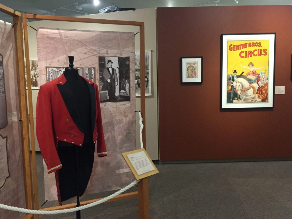 For a short time the Temecula Valley Museum has a circus exhibit that kids and families will love   Global Munchkins
