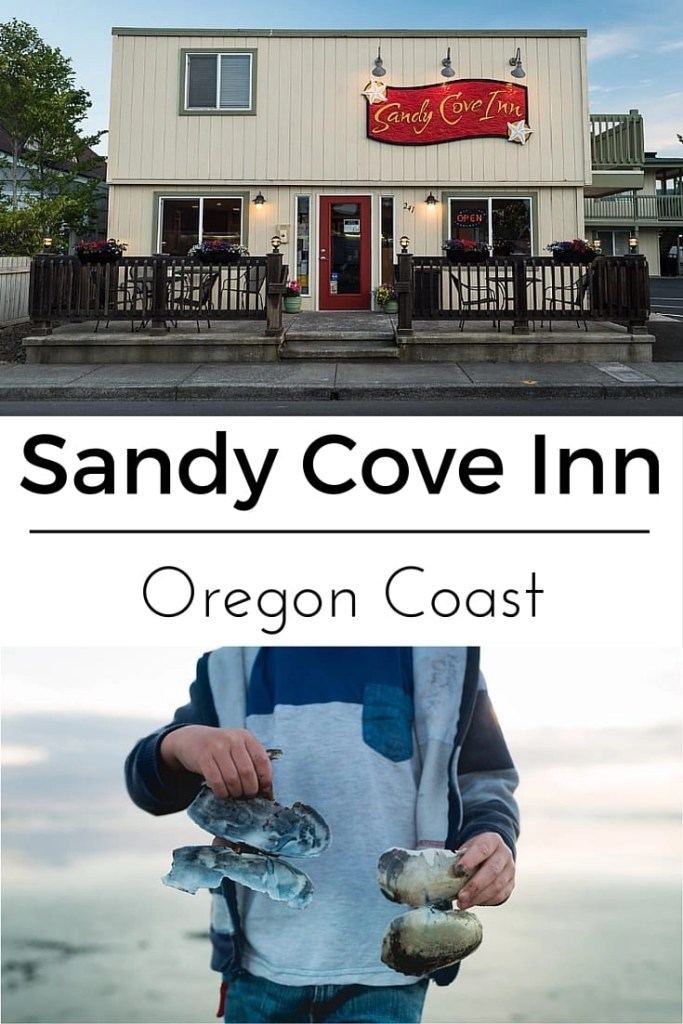 Sandy Cove Inn a perfect spot for families to stay when traveling the Oregon Coast | Global Munchkins