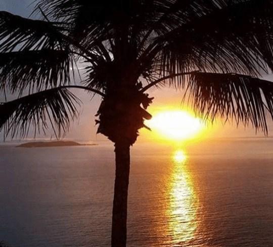 Sunrise at El Conquistador Resort