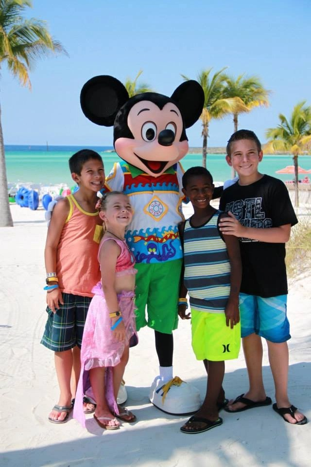 Castaway Cay Disney Cruise Line's Private Island | Global Munchkins
